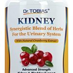 Dr. Tobias Kidney Support & Cleanse – Helps Detox – Supplement To Support Urinary Tract and Bladder Health – Great After UT Infections (UTI) – For Women And Men (60 Caps)