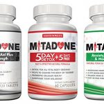 Mitadone Extra Strength Anti Opiate Aid (270 Count) – 3 Step Program – For Vicodin, Percocet, Methodone, Suboxone, Oxycontin, Codeine, Hydrocodone, Oxycodone, Morphine, Heroin, and other Painkillers