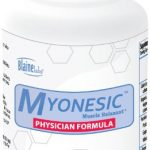 PerformanceFoot Blaine Labs Myonesic Muscle Relaxant for spasm, tension, stress, leg cramps, backache, back sprain, nervousness and anxiety relief 30 tablets