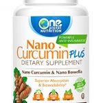 Nano Curcumin Plus – Powerful Anti-inflammatory, Antioxidant, & Pain Reliever – 4 MONTH SUPPLY (120 Capsules)