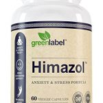 Anxiety Relief & Stress Support, Calming & Soothing, Includes L-Theanine, Ashwagandha, Rhodiola, Chamomile, Valerian.