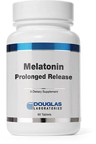 Douglas Laboratories® - Melatonin - Prolonged Release Supports Sleep/Wake Cycles* (3 mg.) - 60 Tablets
