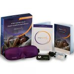 Sleep Easily Insomnia Treatment – Sleep Recordings on a Mini Audio Player, Eye Mask and Ear Plugs – A Natural Sleep Aid for Insomnia Relief
