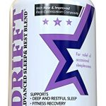 DRIFFT – Natural Sleep Aid Pills – Advanced Rest and Recovery Blend – for Deep Sleeping and Help With Insomnia – Full Month Supply