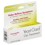 YeastGard Advanced Homeopathic Gel Treatment – For External Yeast Infection Symptom Relief