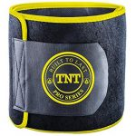 TNT Pro Series Waist Trimmer Weight Loss Ab Belt – Premium Stomach Wrap and Waist Trainer (Original)