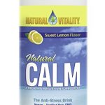 Natural Vitality Natural Calm, Lemon, 16 Ounce