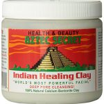 Aztec Secret – Indian Healing Clay – 1 lb. | Deep Pore Cleansing Facial & Healing Body Mask | The Original 100% Natural Calcium Bentonite Clay