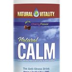 Natural Vitality Calm Cherry, 16 Ounce