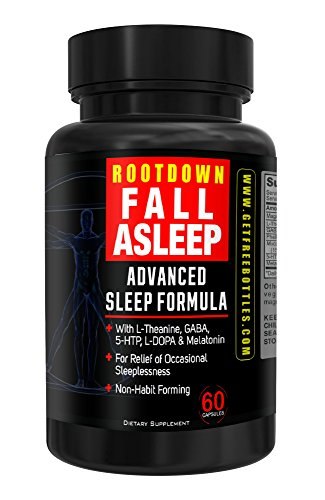 Best Healthy Natural Sleep Aid supplement pills with Melatonin 5-HTP with non Habit Forming Effects to help with sleep apnea insomnia disorders. No blindfold or ear plugs required but nice With Kids
