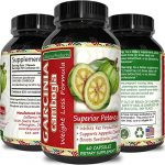 Natural 95% Pure Garcinia Cambogia Extract HCA – Energy Weight Loss Supplement – Burn & Block fat Appetite Suppressant – Best Extra Strength Diet Skinny Pills for Women & Men by California Products