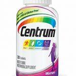 Centrum Women (200 Count) Multivitamin / Multimineral Supplement Tablet, Vitamin D3