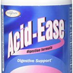 Enzymatic Therapy Acid-Ease Digestion Formula for Sensitive Stomachs, 180 Veg Capsules