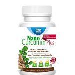 Nano Curcumin Plus – Powerful Anti-inflammatory, Antioxidant, & Pain Reliever (60 Capsules)