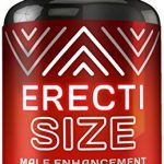 ErectiSize – Male Enhancement Pills – Increases Men's Hardness, Drive, Libido – Boosts Size Guaranteed!