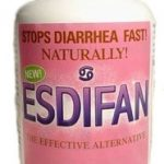 Esdifan- Take your life back from chronic diarrhea- 90 Caps