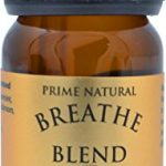 Breathe Essential Oil Blend 10ml – 100% Natural Pure Undiluted Therapeutic Grade for Aromatherapy, Scents & Diffuser – Sinus Relief, Allergy, Congestion, Cold, Cough, Headache, Respiratory Problems