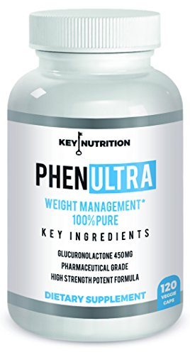 Phenultra - Pharmaceutical Grade Rapid Weight Loss Aid- Metabolism Boosting Diet Pills- Supports Fast Fat Loss !
