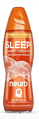 Neuro Sleep Drink, Tangerine Dream, 14.5 Ounce (Pack of 12)
