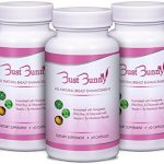 Bust Bunny 3 Month Supply of Natural Breast Enhancement Pills w/Vitamin C