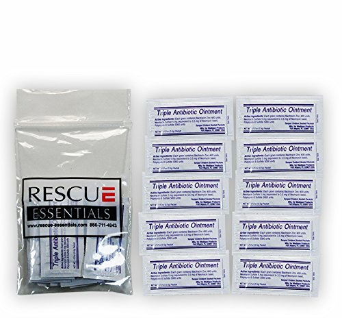 Triple Antibiotic Unit Dose - 10 Pack
