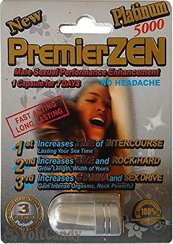 PremierZEN Platinum 5000 Male Sexual Performance Enhancer - Authorized Dealer (3)