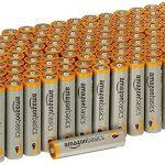 AmazonBasics AAA Performance Alkaline Batteries (100-Pack)