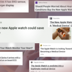 What did journalists overlook about the Apple Watch 'heart monitor' feature?