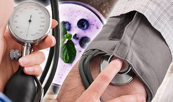 blood pressure cuff and yogurt
