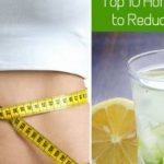 Top 10 Home Remedies to Reduce Belly Fat