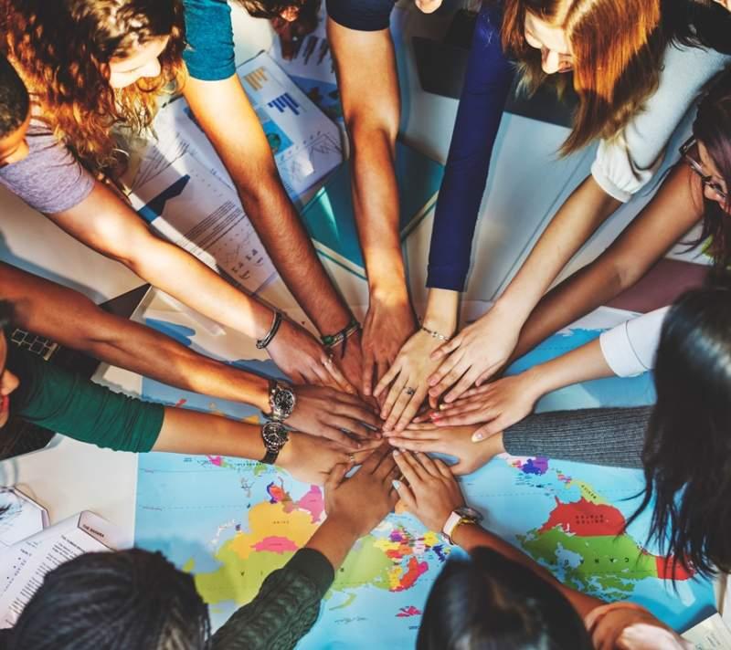 classmate-solidarity-team-group-community