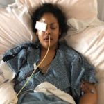 Woman loses eyes, part of brain to rare fungal infection months after dream wedding