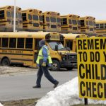 School bus driver shortage a headache for districts – The Columbian