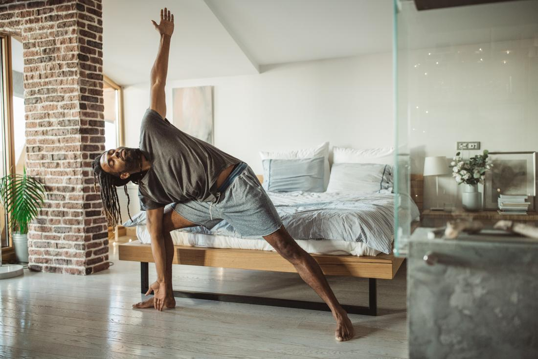 alternative treatment for hiv yoga