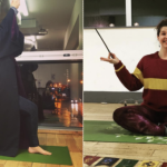 Harry Potter fans can now take 'wizard yoga' classes in Dublin
