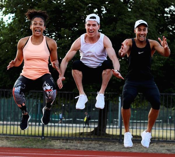 track training, athlete, track life, wellness trends, healthista.com