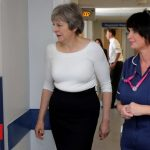 NHS 10-year plan: May promises 'world class' treatment
