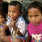 How forgotten local plants could ease malnutrition in East Timor