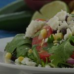 Recipe: Raw Corn & Black Bean Salad