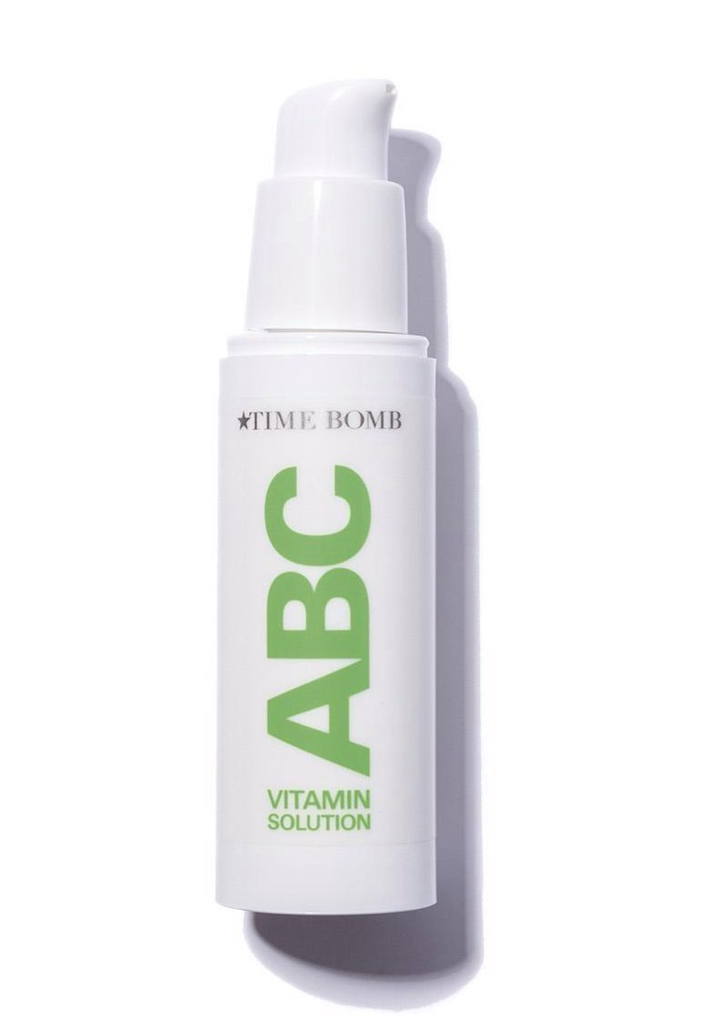 Time Bomb ABC Vitamin Solution is perfect for first-time retinol users