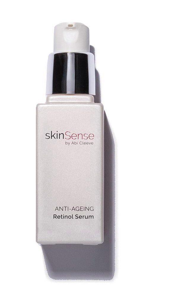 Skin Sense Anti-Ageing Retinol Serum gets to work on wrinkles