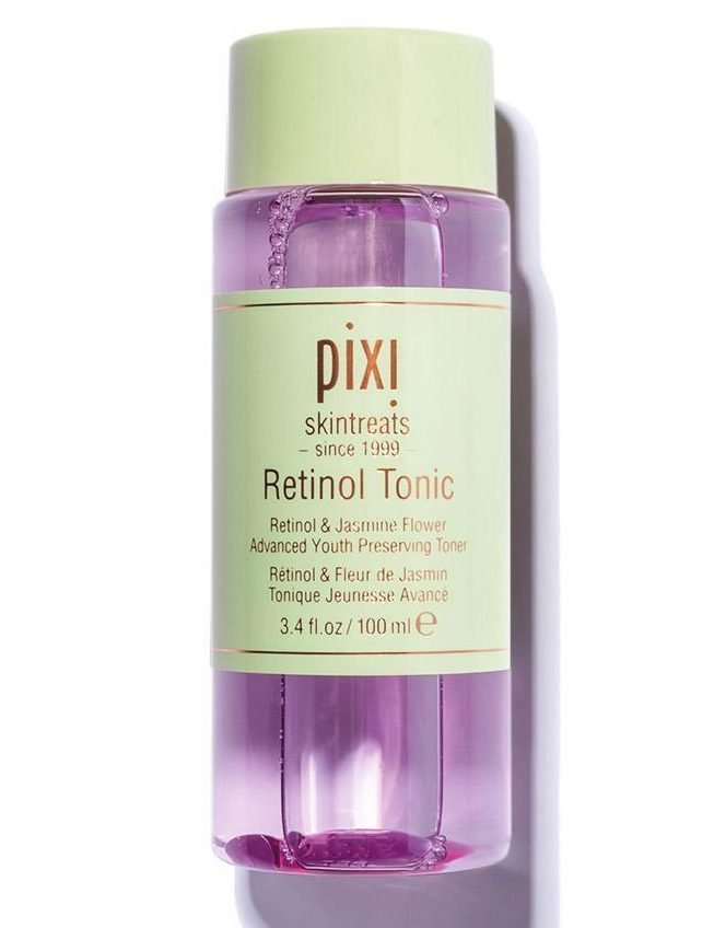 Pixi Retinol Tonic is great for people with sensitive or acne-prone skin