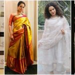 Kangana Ranaut's Style File for Manikarnika Promotions Resonated With Her On-Screen Character – View Pics
