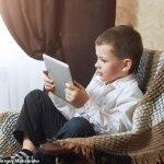 Babies and toddlers should spend NO time looking at screens, WHO said