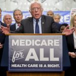 Another big private insurer just vowed to fight 'Medicare for All' plans in Washington