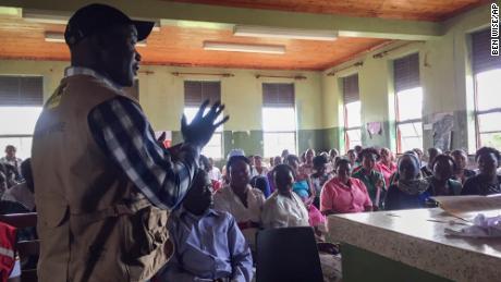 Uganda tightens border, bans gatherings as second Ebola death confirmed