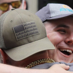 Man Goes Viral After Offering 'Dad Hugs' to LGBTQ Youth at Pittsburgh Pride