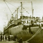 From Italy to Australia, 70 years ago