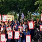 Tenet nurses hit the picket line in 3 states