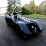 Holy Guacamole! Man builds Batmobile with Boeing jet engine